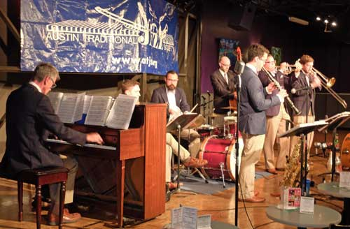 The Dirty River Dixie Jazz Band