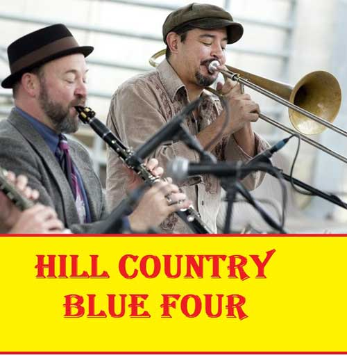 Hill Country Blue Four