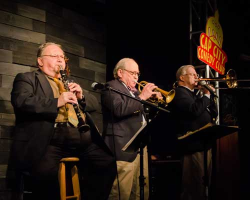 Jim Cullum Jazz Band
