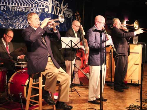Tim Laughlin's New Orleans Jazz All-Stars